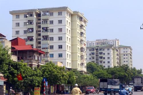 Hơn 10 toà chung cư trong khu đô thị Pháp Vân  - Tứ Hiệp vi phạm phòng cháy, chữa cháy.