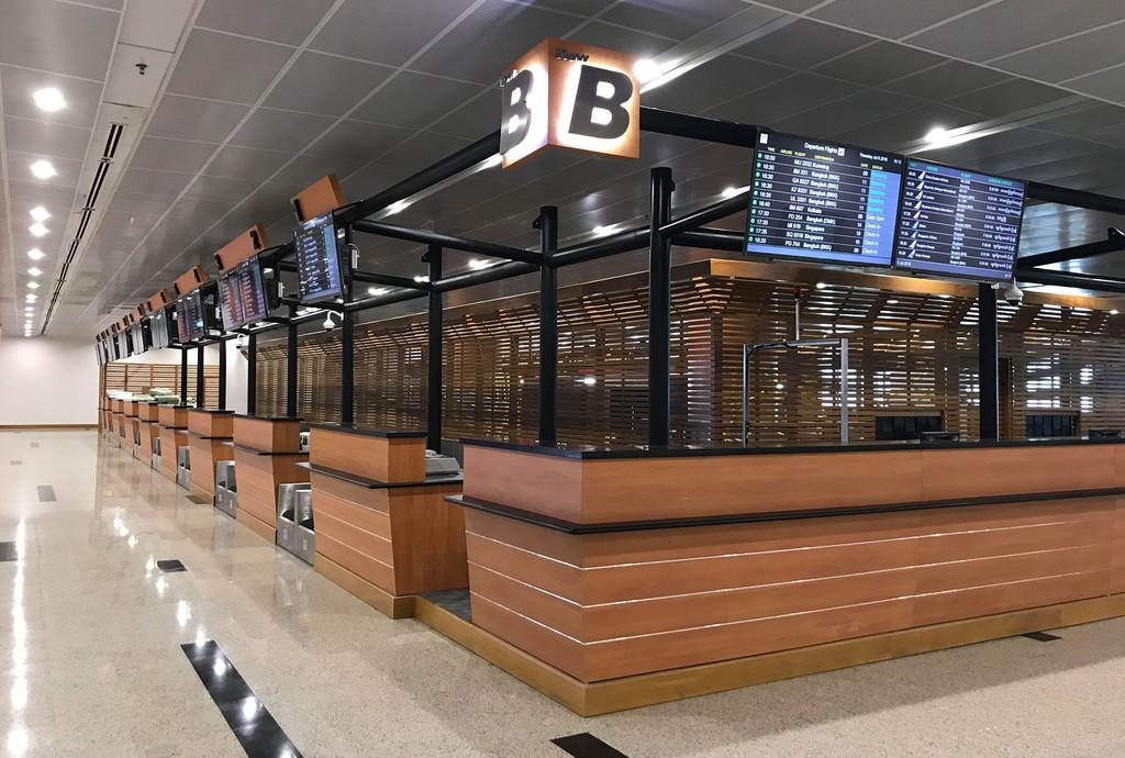 Vietjet khai thác nhà ga quốc tế T1 sân bay quốc tế Yangon