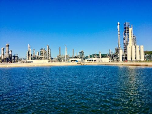 Dự án lọc hoá dầu Nghi Sơn.