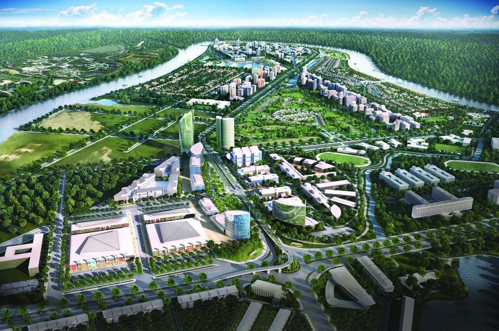 Nam Long công bố hợp tác phát triển giai đoạn 1 Khu đô thị Waterpoint - ảnh 1