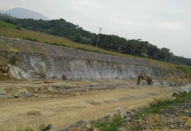 Thanh Hóa: Đề nghị xử lý Công ty Sông Đà 25 vì liên tục chậm tiến độ dự án - ảnh 1