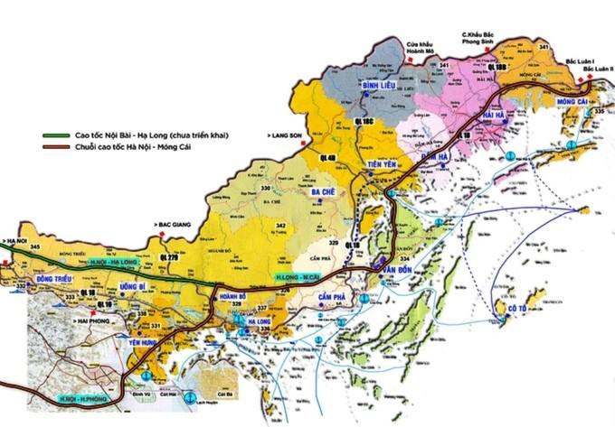 Những công trình giao thông nghìn tỷ sắp hoạt động ở Quảng Ninh - ảnh 11