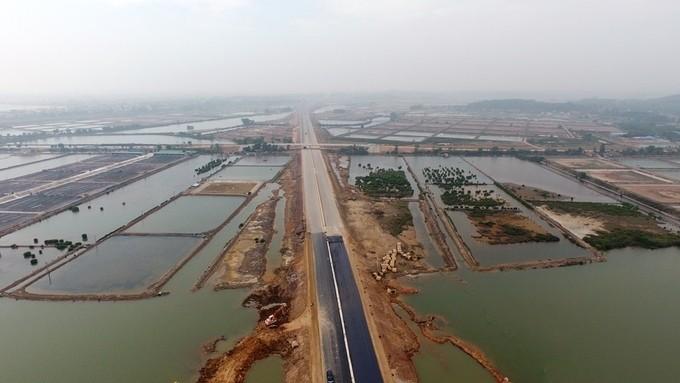 Những công trình giao thông nghìn tỷ sắp hoạt động ở Quảng Ninh - ảnh 1