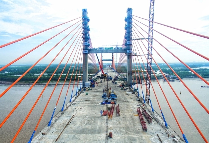 Những công trình giao thông nghìn tỷ sắp hoạt động ở Quảng Ninh - ảnh 4
