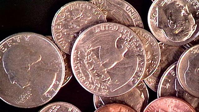 Chỉ có 8 đồng tiền xu hiếm này tồn tại trên thế giới. (Nguồn: MGN Online)