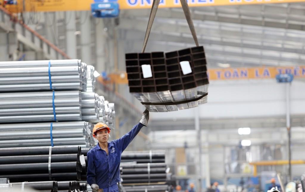 6 tháng đầu năm 2018, Ống thép Hòa Phát xuất khẩu đạt 8,5 triệu USD
