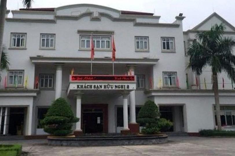 Duyên hải Quảng Ninh là đơn vị sở hữu Khách sạn Hữu Nghị ở Thành phố Móng Cái. Ảnh Internet