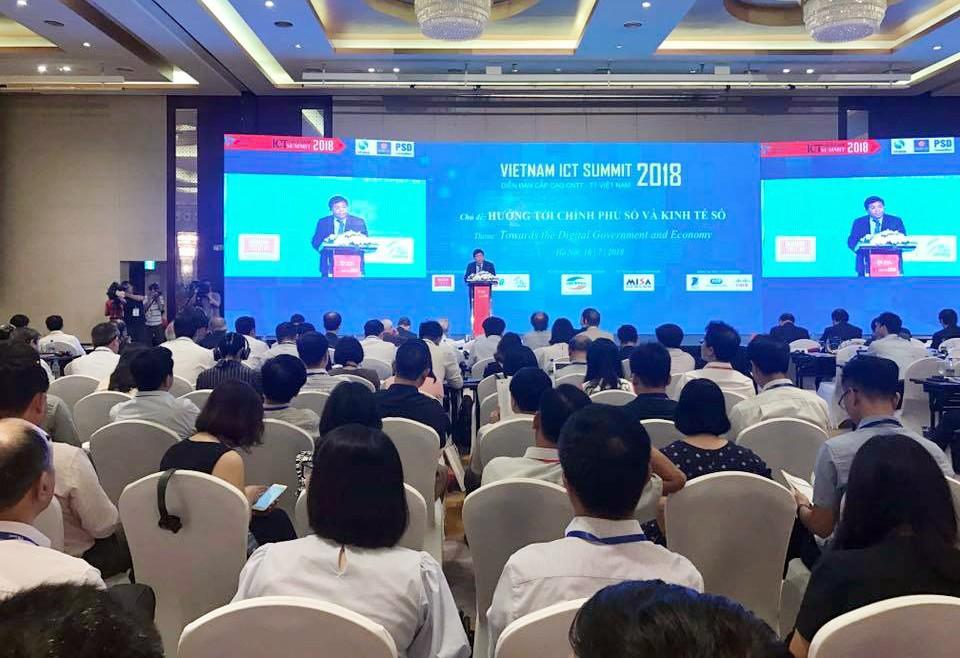 Bộ trưởng Bộ Kế hoạch và Đầu tư Nguyễn Chí Dũng phát biểu tại Diễn đàn.