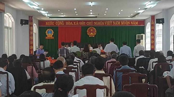 Bà Rịa - Vũng Tàu: Vụ xét xử nguyên lãnh đạo UNND TP. Vũng Tàu: Nhóm cựu quan chức đồng loạt kêu oan - ảnh 1