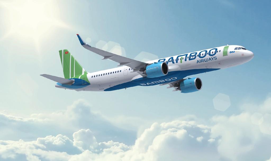 Bamboo Airways dự kiến cất cánh vào 10/10/2018