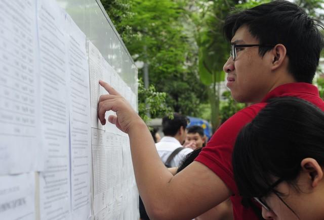 Vụ sửa điểm thi THPT quốc gia 2018 tại Hà Giang khiến nhiều người phải giật mình về lỗ hổng trong công tác xử lý điểm thi. (ảnh minh họa).