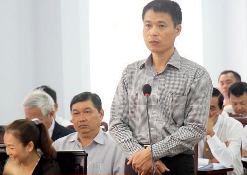 Tòa trả hồ sơ vụ cựu Chủ tịch TP Vũng Tàu vì nghi lọt tội - ảnh 1