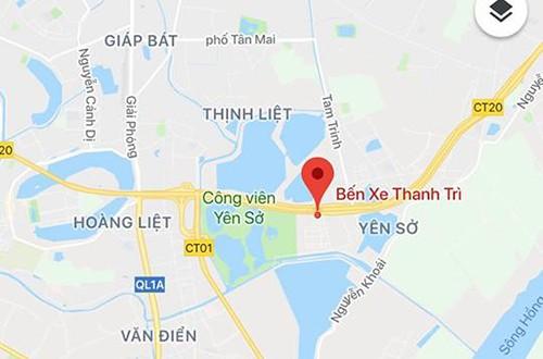 Ý kiến trái chiều việc xây bến xe trên vành đai 3 ở Hà Nội - ảnh 1