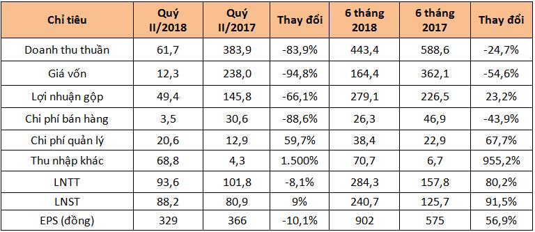 Thu đột biến từ hợp tác đầu tư, lãi quý II của Phát Đạt cao hơn doanh thu - ảnh 1