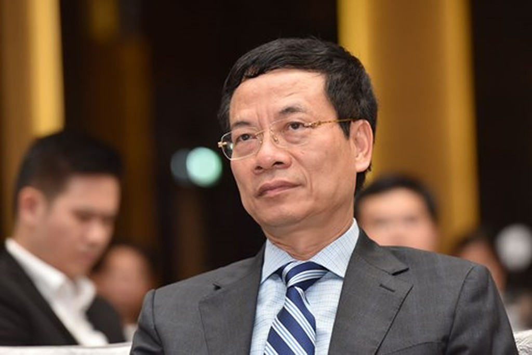 Ông Nguyễn Mạnh Hùng. (Ảnh: Nhịp sống số)