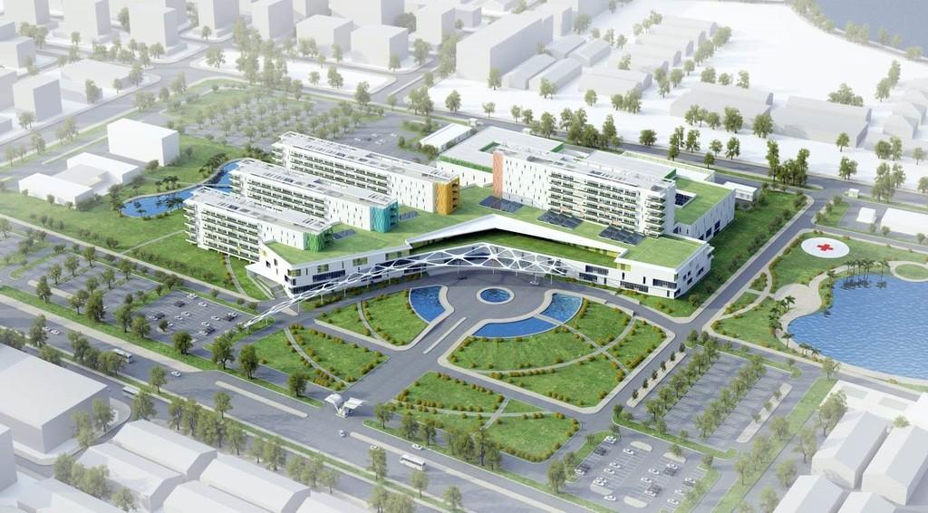 Bộ KH&ĐT cũng sẽ chủ trì phối hợp với Bộ Tài chính, Bộ Xây dựng kiểm tra việc thực hiện Dự án Bệnh viện Bạch Mai cơ sở 2. Ảnh minh họa: Internet