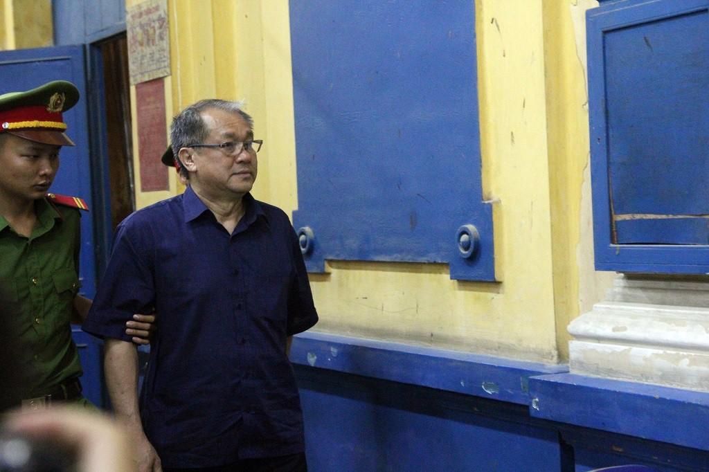 Đại án VNCB: Ông Trần Bắc Hà cùng hàng loạt đại gia vắng mặt - ảnh 1