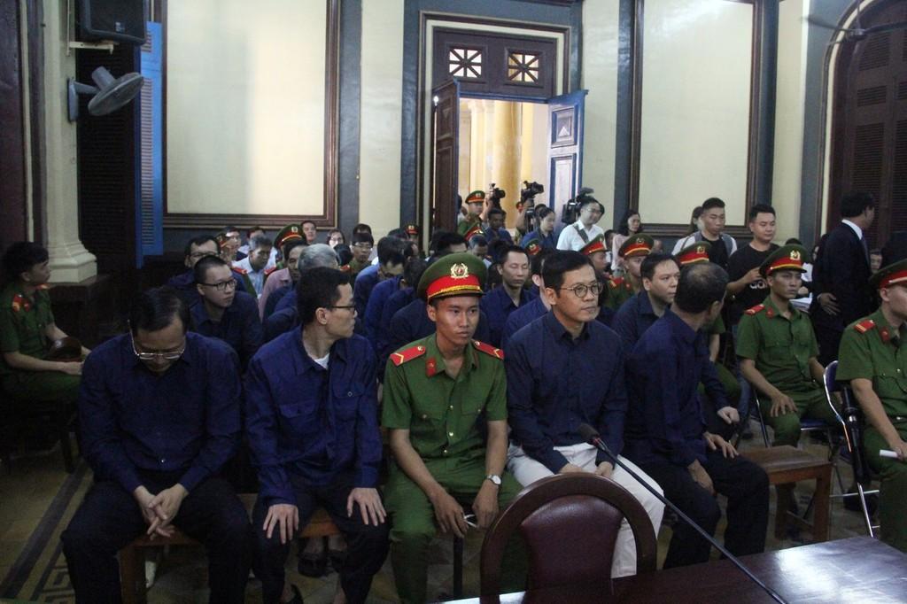 Đại án VNCB: Ông Trần Bắc Hà cùng hàng loạt đại gia vắng mặt - ảnh 5