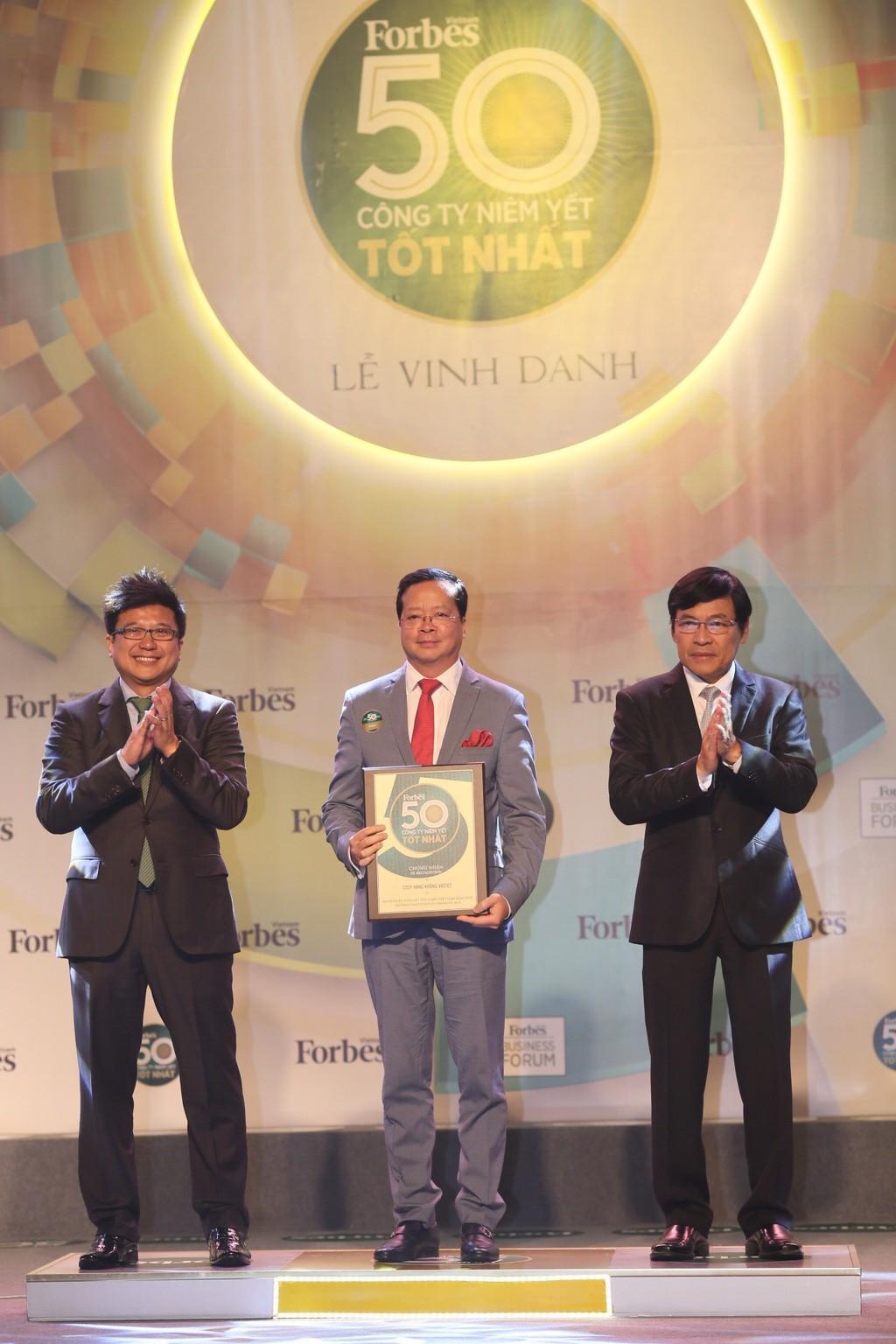 Vietjet tiếp tục vào Top các công ty niêm yết tốt nhất theo xếp hạng của Forbes - ảnh 1