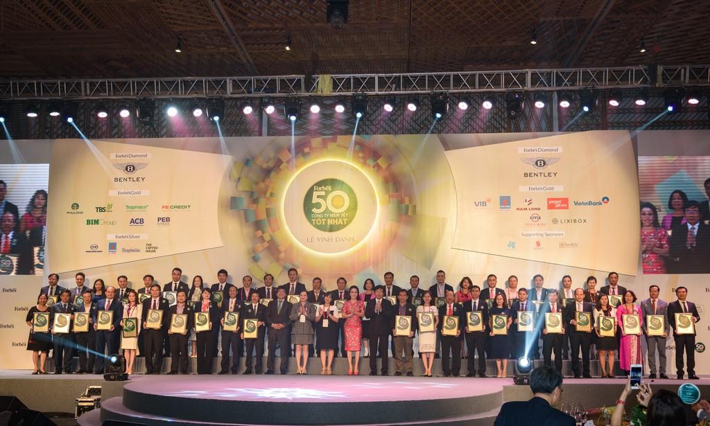 6 năm liên tiếp Vietcombank được bình chọn 50 công ty niêm yết tốt nhất Việt Nam - ảnh 1