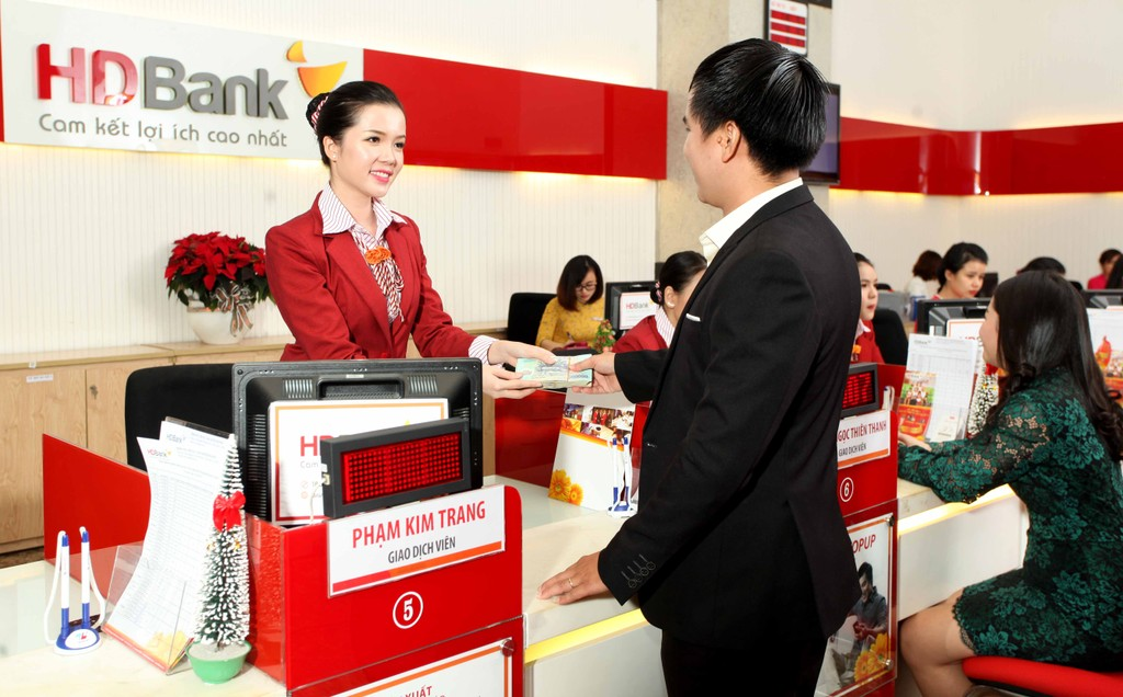 HDBank báo lãi kỷ lục