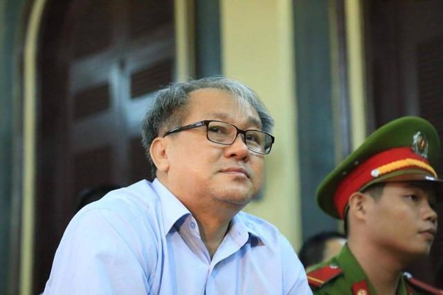 Phạm Công Danh bị đề nghị 30 năm tù.