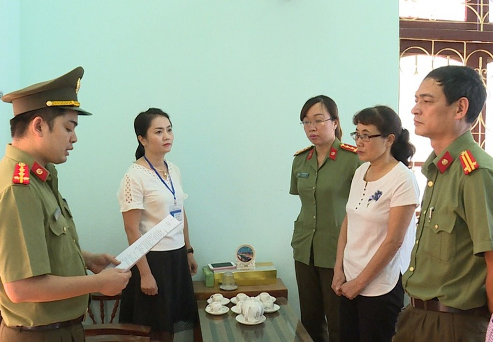 Khởi tố, bắt tạm giam đối với một số cán bộ liên quan đến sai phạm tại Hội đồng thi tỉnh Sơn La - ảnh 1