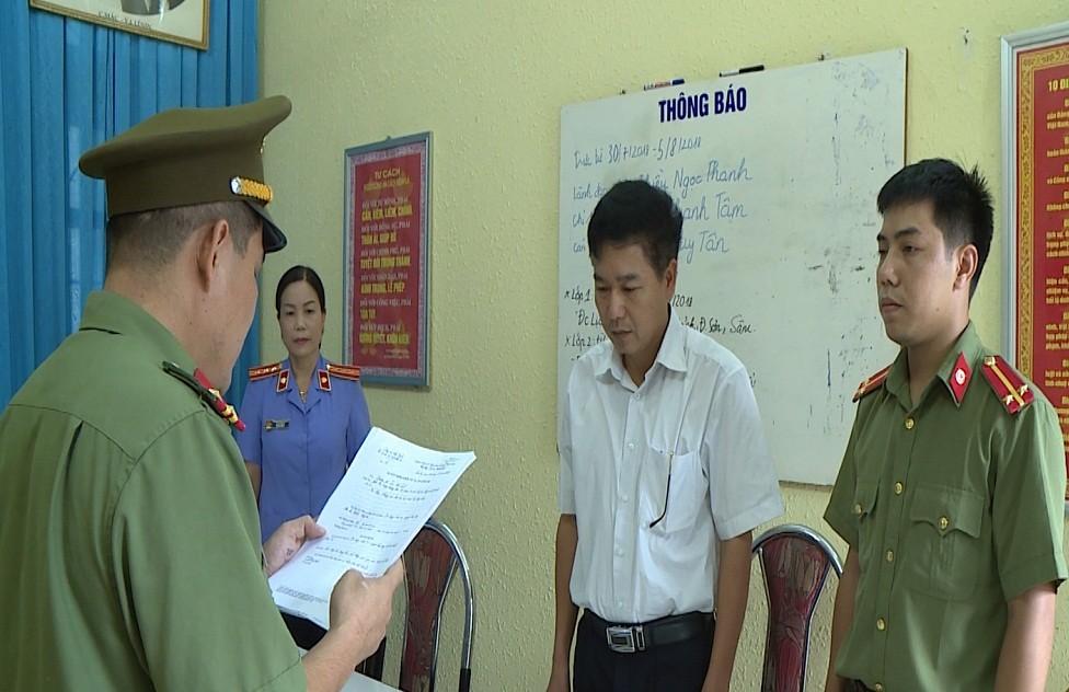 Khởi tố, bắt tạm giam đối với một số cán bộ liên quan đến sai phạm tại Hội đồng thi tỉnh Sơn La - ảnh 4