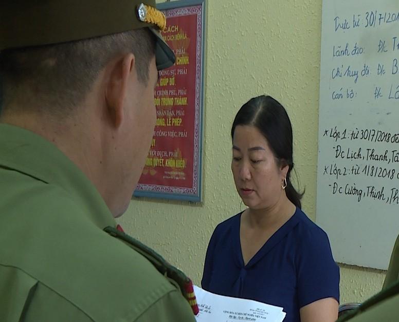 Khởi tố, bắt tạm giam đối với một số cán bộ liên quan đến sai phạm tại Hội đồng thi tỉnh Sơn La - ảnh 5