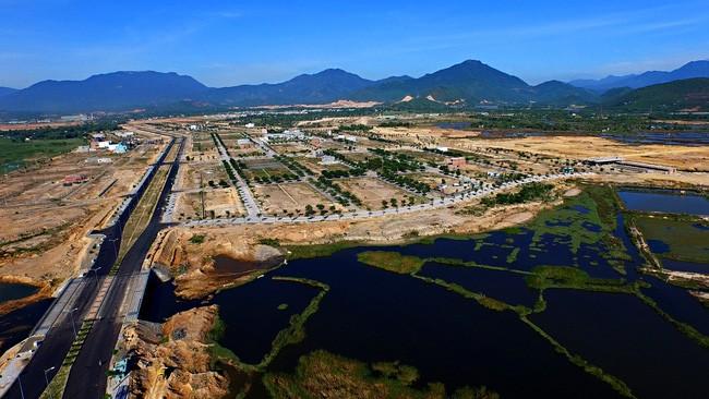 Đà Nẵng sẽ đấu giá quyền sử dụng 100 lô đất trong năm 2018.
