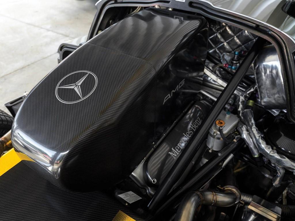 Siêu Mercedes hiếm đem đấu giá 5 triệu USD - ảnh 2