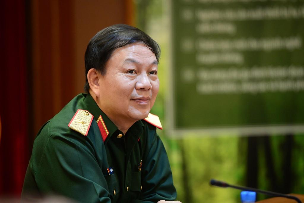 Thiếu tướng Lê Đăng Dũng phụ trách Chủ tịch kiêm TGĐ Viettel - ảnh 1