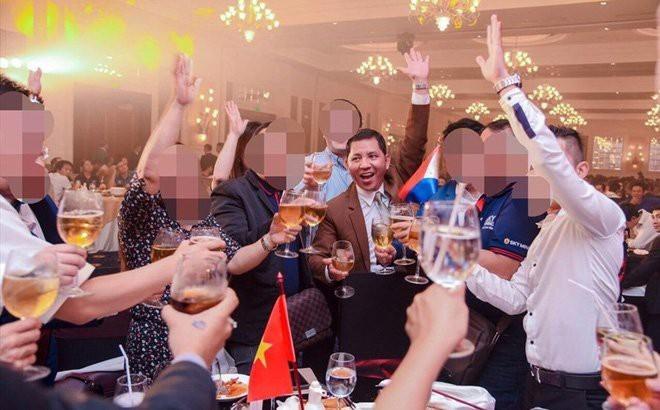Ông Lê Minh Tâm bị các nhà đầu tư tố lừa gần 900 tỷ đồng