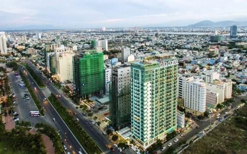 Đà Nẵng là một trong những thị trường có lượng condotel phát triển mạnh trong vài năm qua. Ảnh: UBND Đà Nẵng