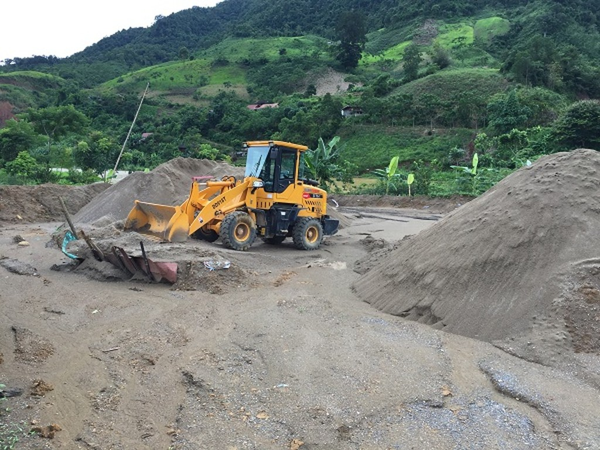 Sơn La: Phê duyệt 5 khu vực cát chuẩn bị đấu giá quyền khai thác khoáng sản