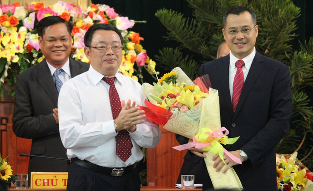 Phú Yên có tân Chủ tịch tỉnh 44 tuổi