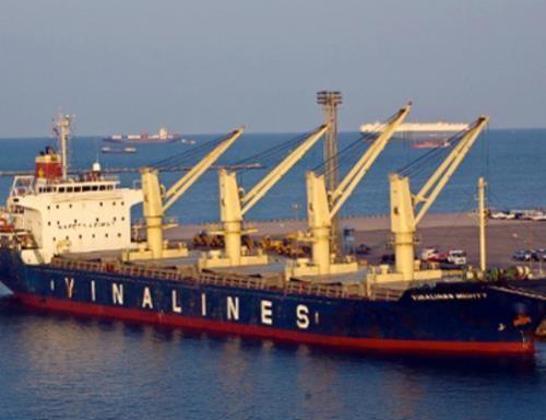 Vinalines sẽ bán đấu giá cổ phần tại Sở giao dịch chứng khoán Hà Nội. Ảnh minh họa: TTXVN