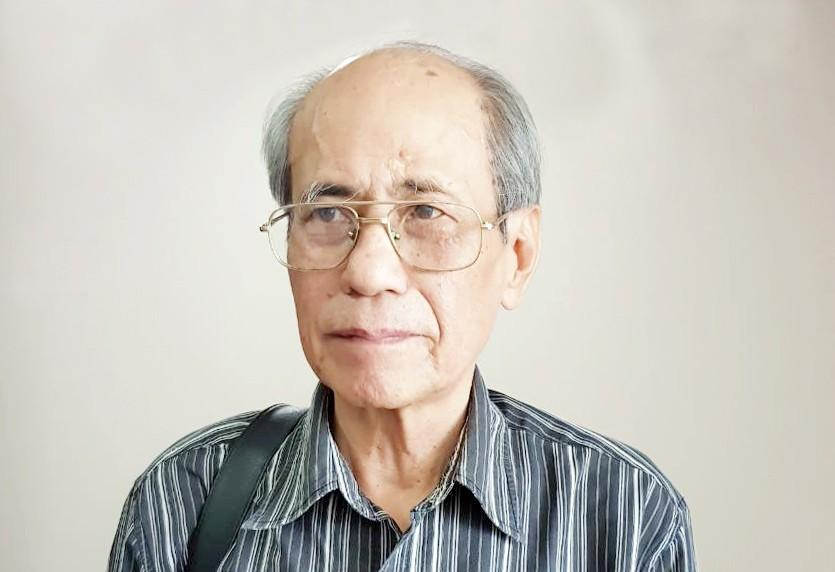 TS. Lưu Bích Hồ, nguyên Viện trưởng Viện chiến lược phát triển (Bộ Kế hoạch và Đầu tư). Ảnh: Nguyệt Minh