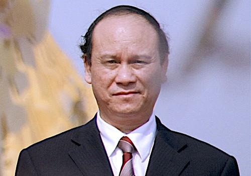 Cựu Chủ tịch Đà Nẵng Trần Văn Minh.