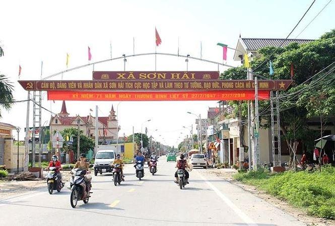 """Phiên đấu giá đất """"lịch sử"""" tại xã miền biển Nghệ An"""
