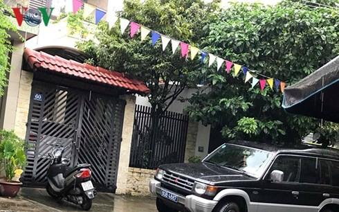 """Khám xét nhà riêng 4 bị can liên quan đến Vũ """"nhôm"""" tại Đà Nẵng - ảnh 3"""