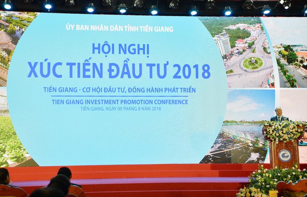 Vietcombank cam kết đồng hành phát triển kinh tế - xã hội tỉnh Tiền Giang - ảnh 1