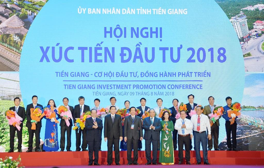 Vietcombank cam kết đồng hành phát triển kinh tế - xã hội tỉnh Tiền Giang - ảnh 3