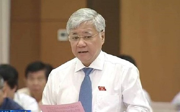 Bộ trưởng, Chủ nhiệm Ủy ban Dân tộc trả lời chất vấn - ảnh 3