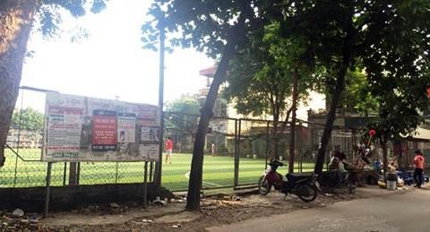 Hàng nghìn m2 đất công ở Thanh Trì bị sử dụng sai mục đích - ảnh 2