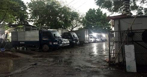 Hàng nghìn m2 đất công ở Thanh Trì bị sử dụng sai mục đích - ảnh 3