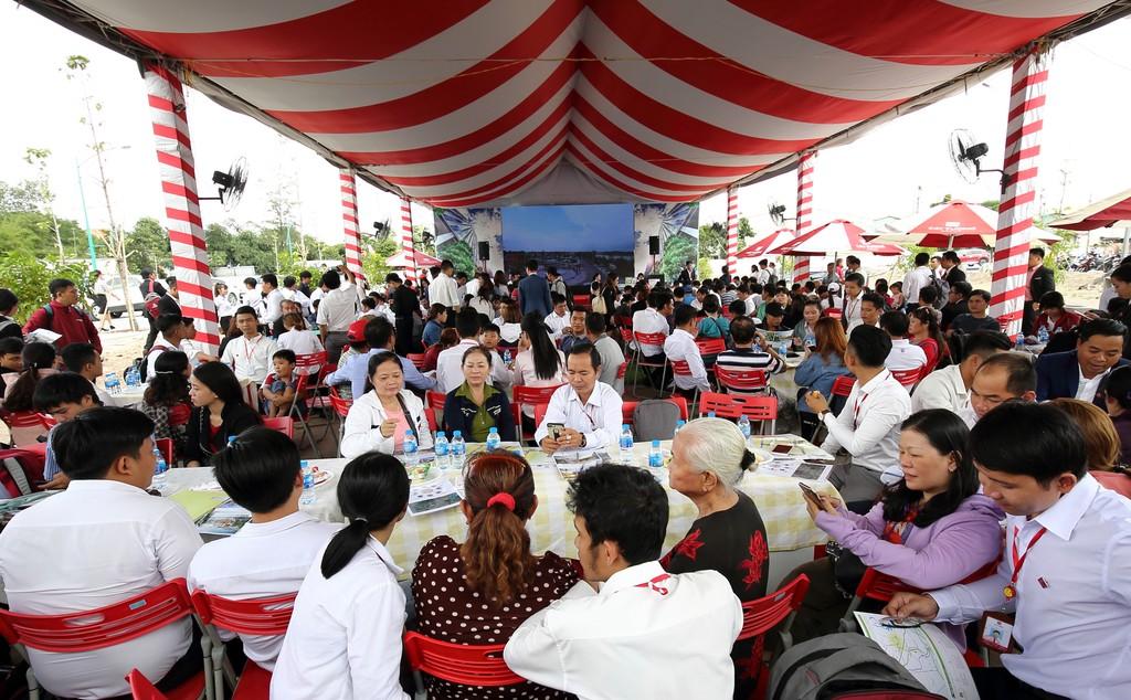 Thuận An (Bình Dương): Bất động sản ngày một sôi động - ảnh 1