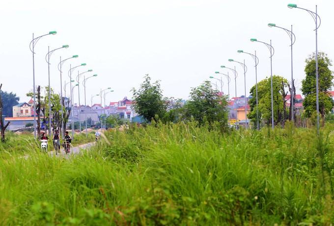 Khu đô thị nghìn tỷ ở Hà Nội bị bỏ hoang nhiều năm - ảnh 4