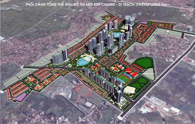 Khu đô thị nghìn tỷ ở Hà Nội bị bỏ hoang nhiều năm - ảnh 7