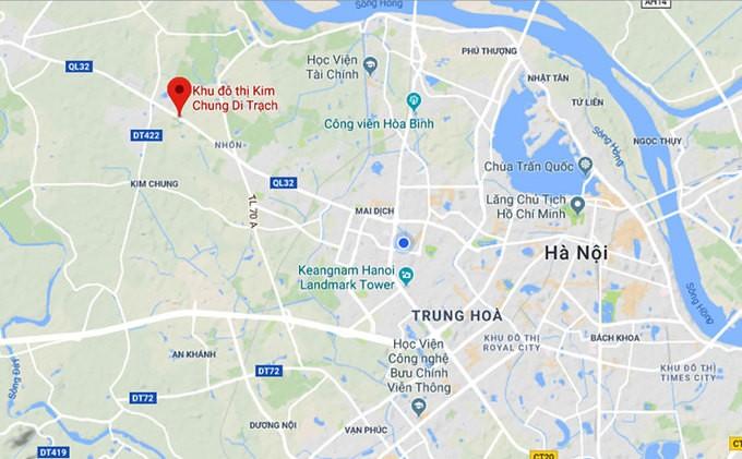 Khu đô thị nghìn tỷ ở Hà Nội bị bỏ hoang nhiều năm - ảnh 8